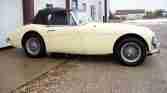 historical motors austin healey 3000 1963